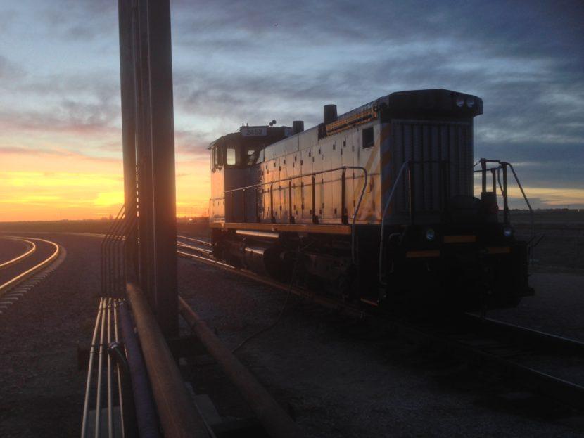 Midwest Mobile Tech Rail Car